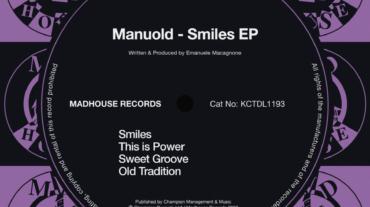 KCT1193 - Manuold - Smiles EP - Digital Artwork