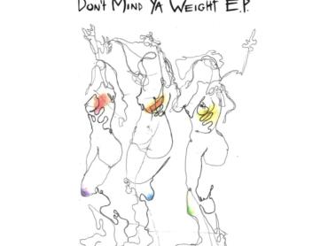 PACKSHOT ANOTR - Don't Mind Ya Weight EP - No Art