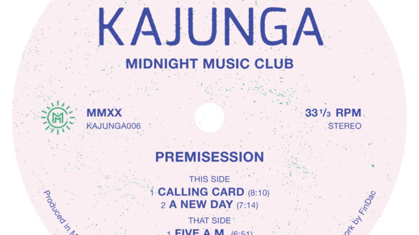KAJUNGA006 Cover