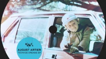 KD172_-_August_Artier_-_Teenage_Dreams_EP