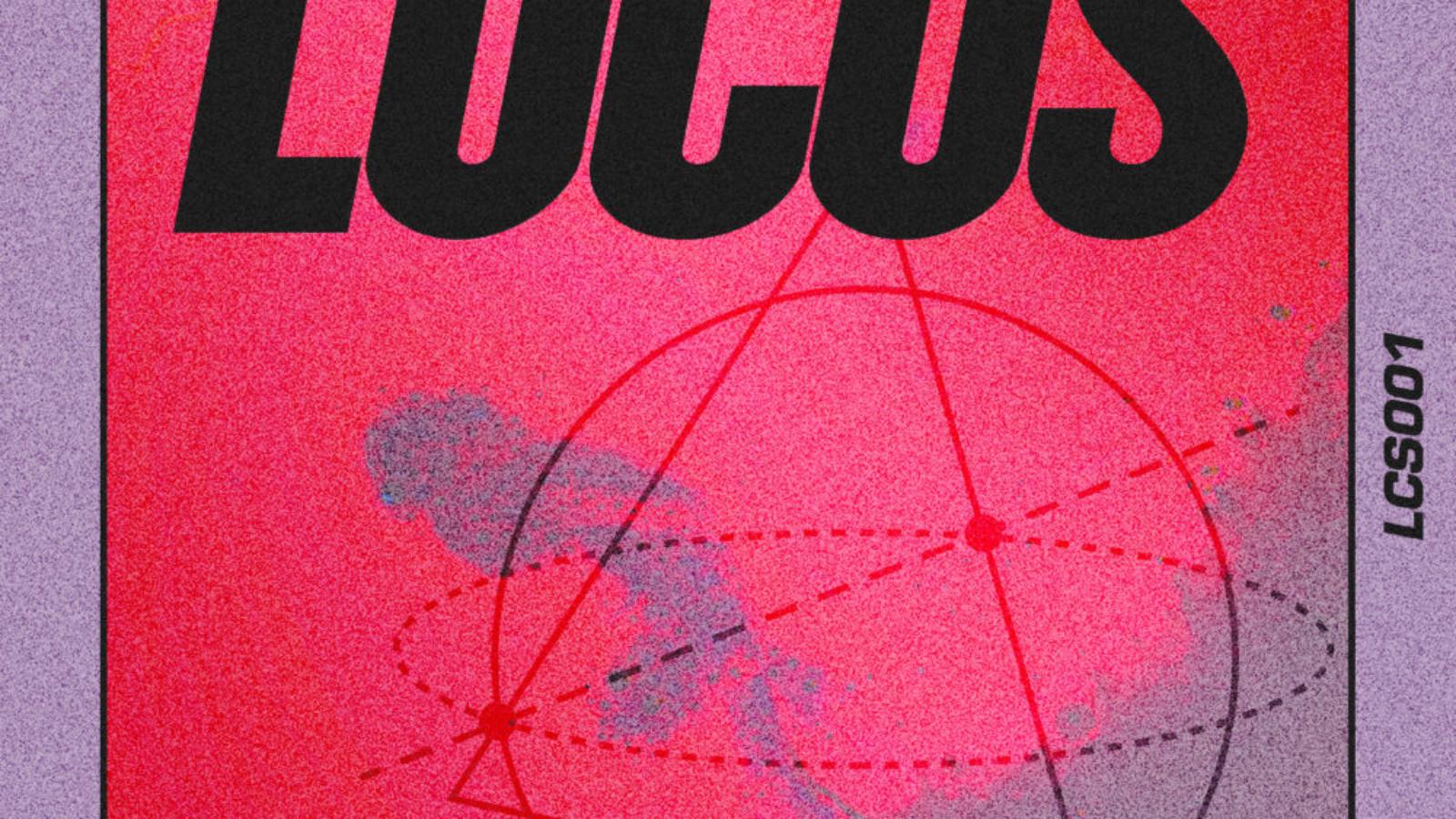 LCS001 ARTWORK KOKO - Love Me ASAP EP - LOCUS