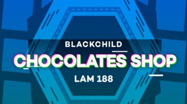 PACKSHOT Blackchild (ITA) - Chocolates Shop - Lemon-Aid Music