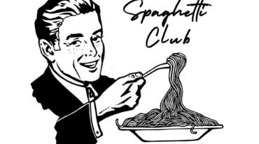 SPG001 ARTWORK Various Artists - Spaghetti Club 001 - Spaghetti Club