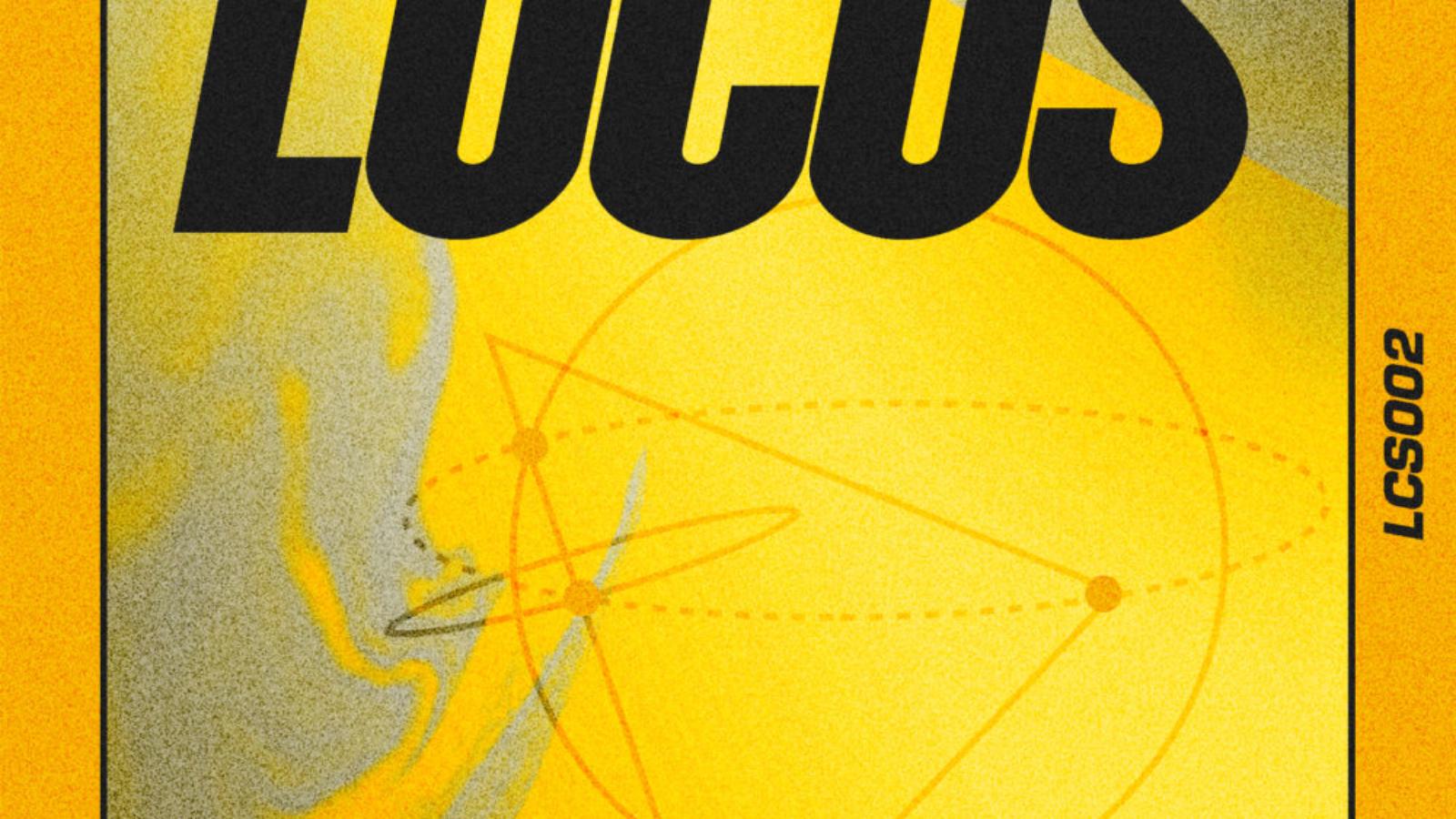 LCS002 ARTWORK Chris Stussy & Toman - Timewriter EP - LOCUS