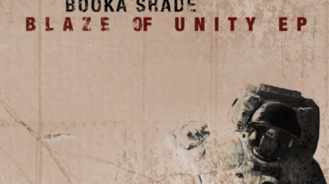 PACKSHOT Booka Shade - Blaze Of Unity EP - Blaufield Music