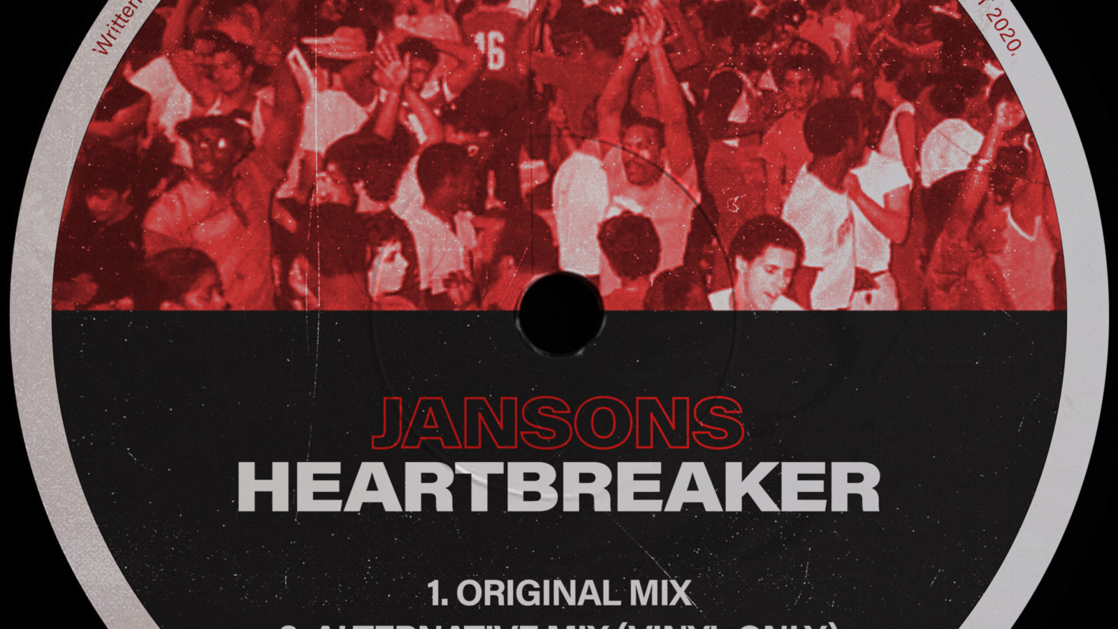 PACKSHOT Jansons - Heartbreaker - Revival New York