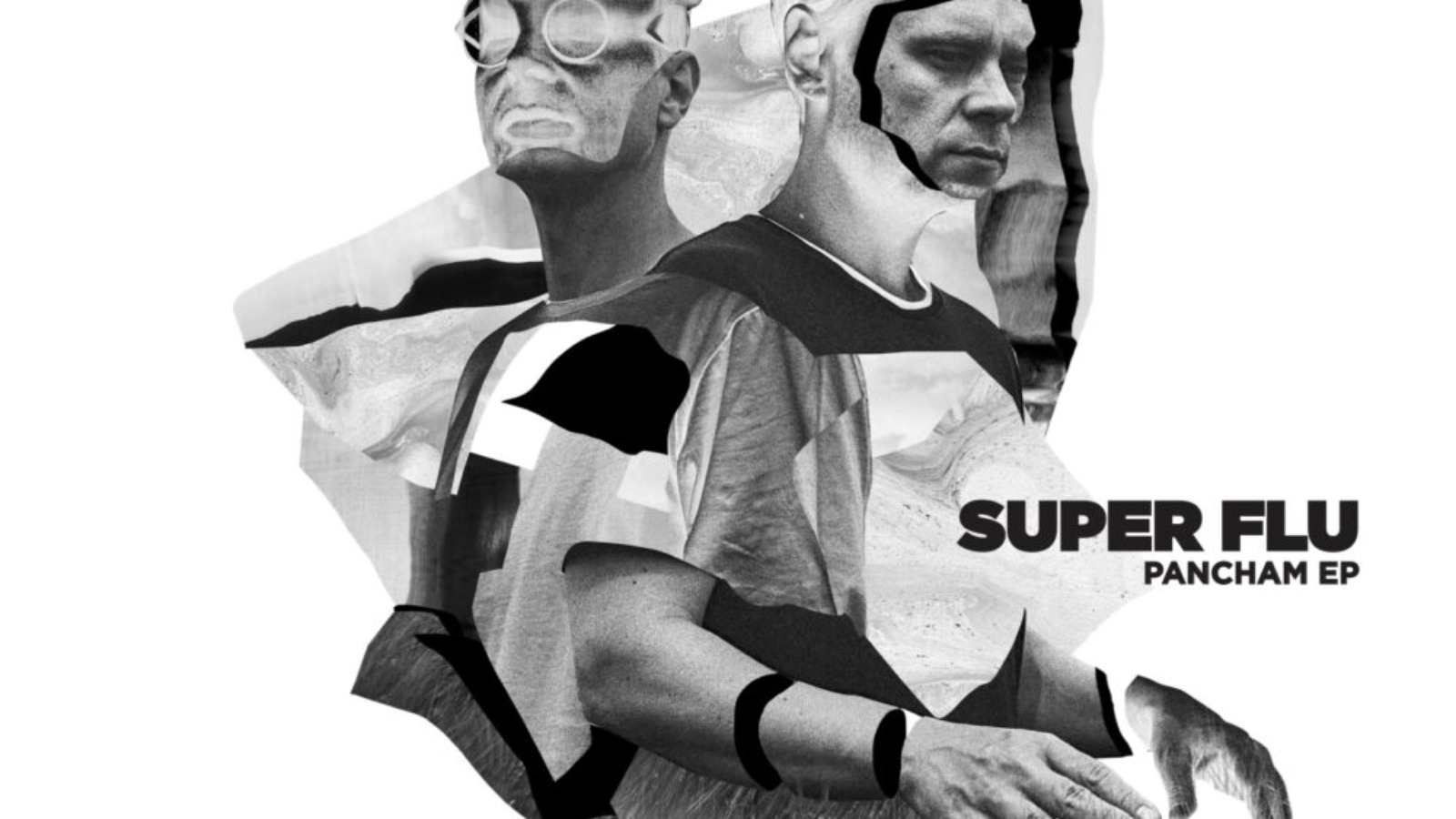 PACKSHOT Super Flu - Pancham EP - Thick As Thieves