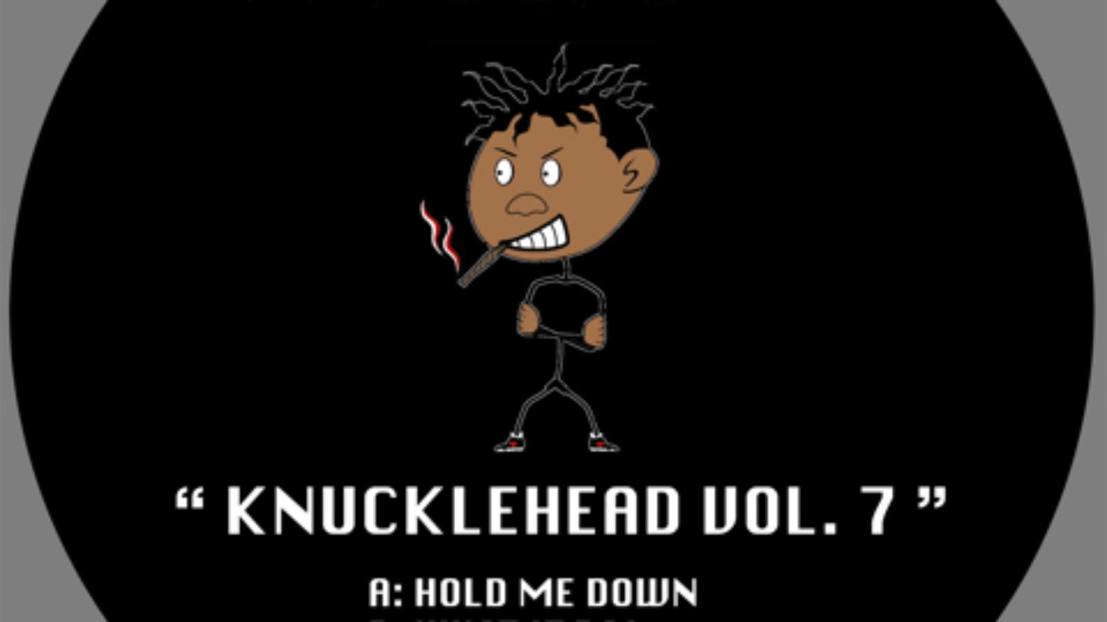 EddieFowlkes_KnuckleheadVol7_Artwork