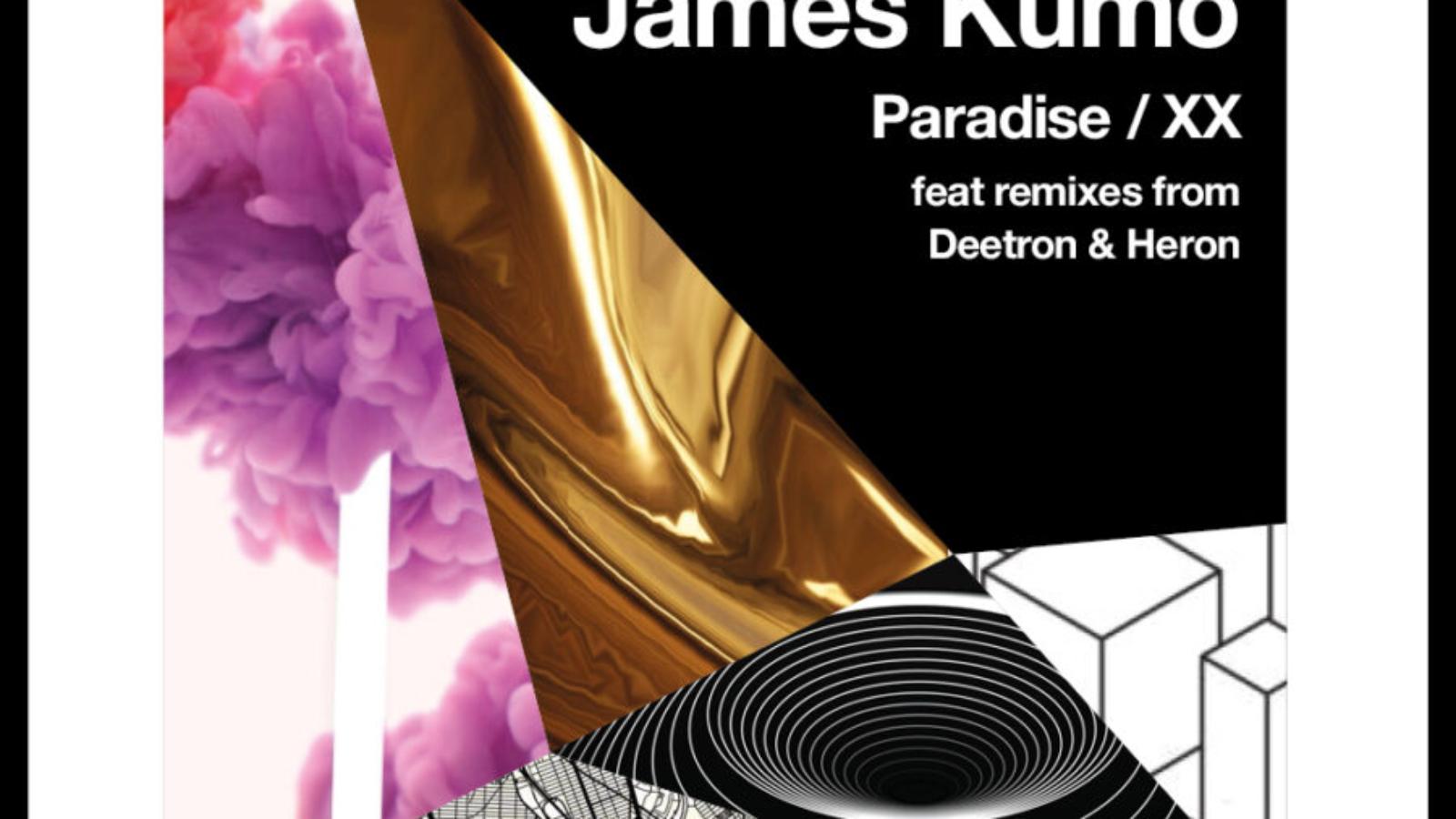 PACKSHOT James Kumo - Paradise : XX - iVAV Recordings