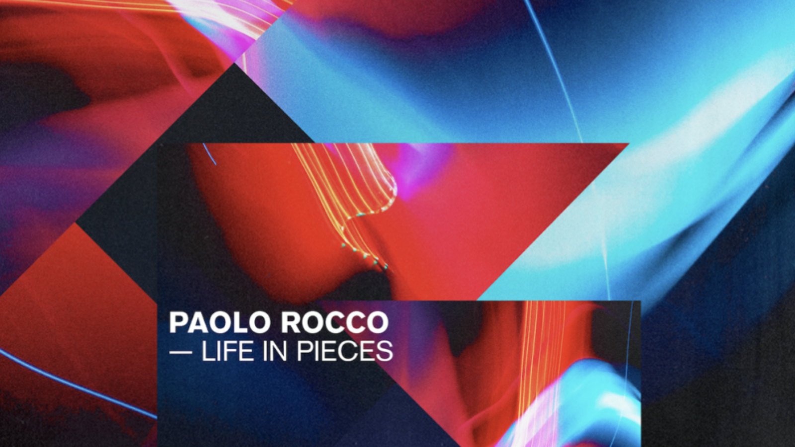 PACKSHOT Paolo Rocco - Life In Pieces (LP) - FUSE