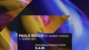 PACKSHOT Paolo Rocco feat. Robert Owens - Ever So - FUSE