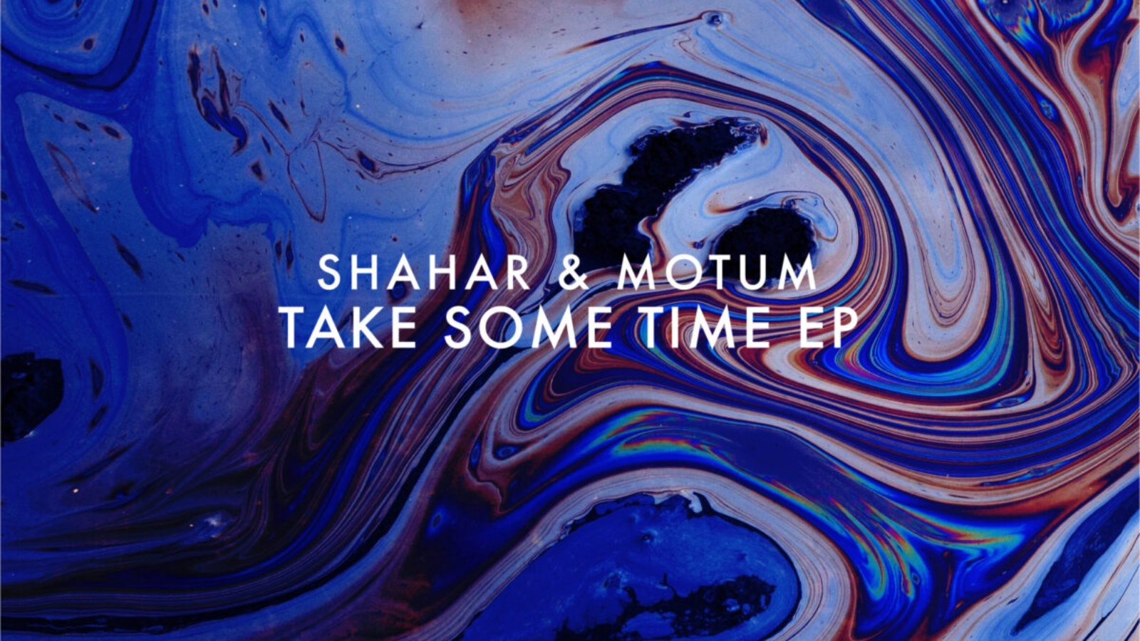PACKSHOT Shahar & Motum - Take Some Time EP - VIVa MUSiC