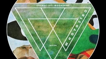 WHO288 Cover CORMAC (US) - Moonshine - Whoyostro