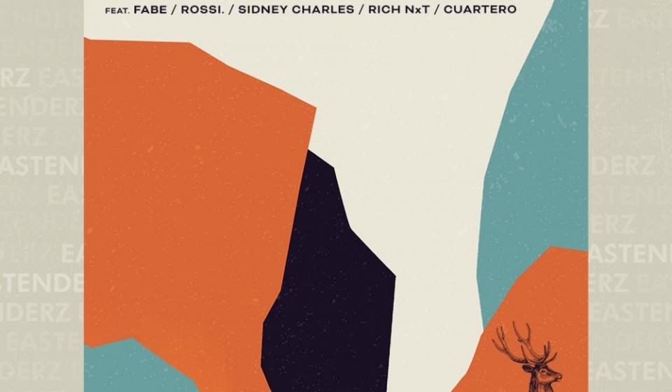 PACKSHOT East End Dubs - Collaborations EP - Eastenderz